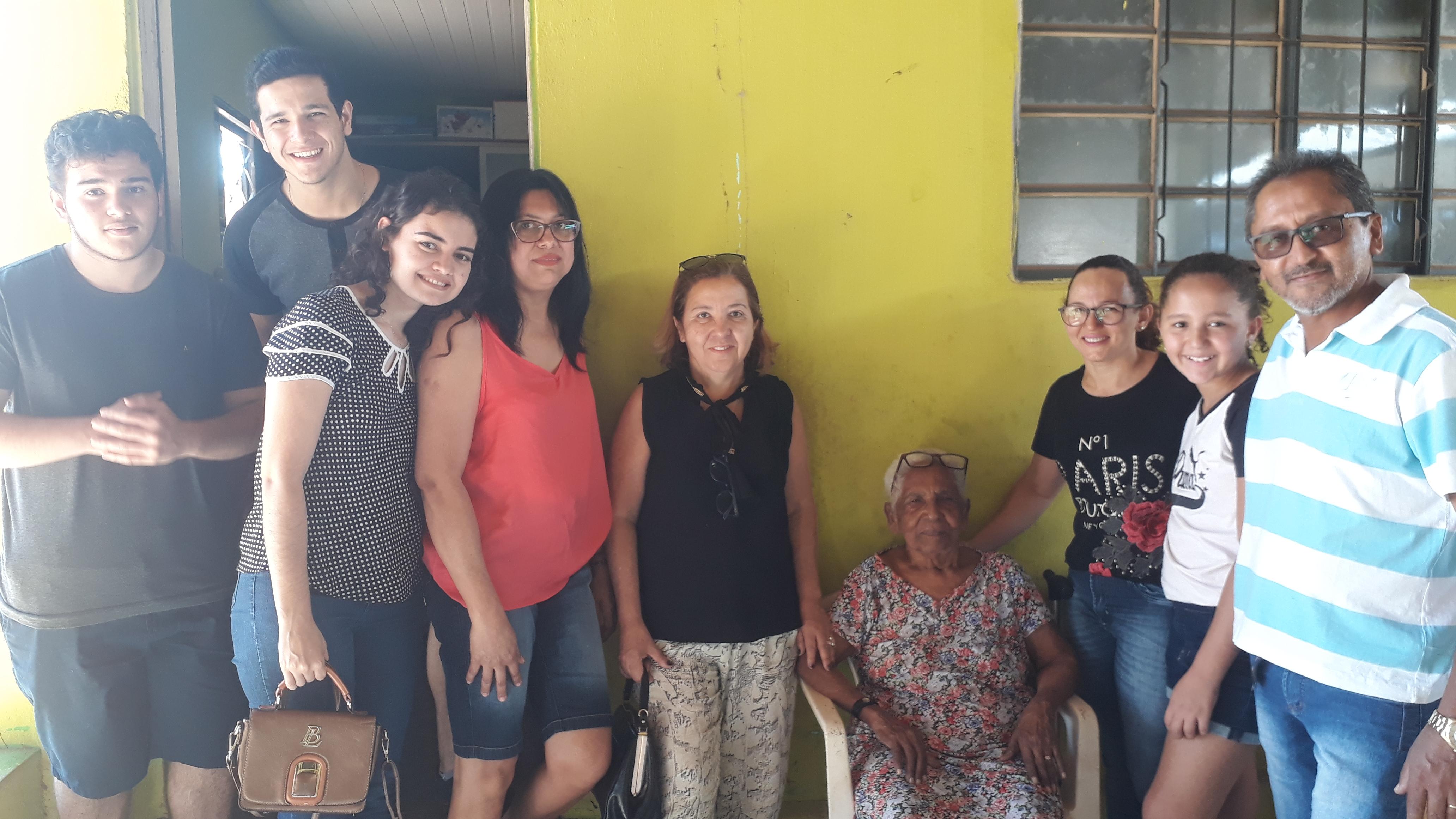 Visita do Bem – Comunidade Quilombola